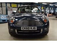 MINI Convertible COOPER (horizon blue) 2010
