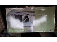 Electric Drying Rack. VGC. Boxed only used twice