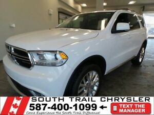 ***VALUE DEAL*** 2016 Dodge Durango Limited Call 587-400-0868