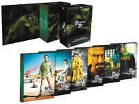 Breaking Bad complete DVD box set collection