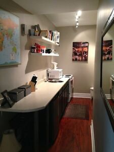 Downtown Studio. Heat & HW included.  Creighton Street