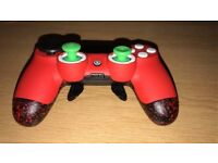 Scuf PS4 / PC Controller Infinity Red