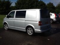 VW T5 Tailgate Campervan immaculate condition inside and out with full service history