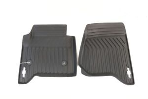 GM Brand All Weather Floor Mats- Brand New