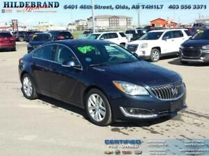 2016 Buick Regal Turbo  - Certified - Leather Seats -  Heated Se