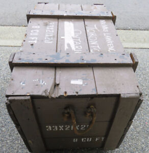 CRATE FOR STORAGE OR MOVING
