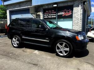 2010 Jeep Grand Cherokee NORTH EDI MAGS SRT 20'' HEMI 4X4 CUIR T