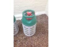 Gas bottle bp light 10 kg light /