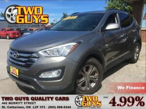 2013 Hyundai Santa Fe GREAT LOW KM'S HEATED SEATS