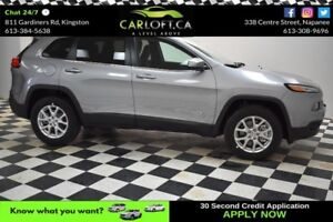 2017 Jeep Cherokee NORTH 4X4- BLUETOOTH* LOW KM*CRUISE