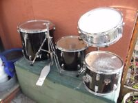 CB PERCUSSION MX SERIES FOUR DRUMS