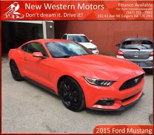 2015 Ford Mustang NO ACCIDENT! LOW KM! NAV! BCAM!