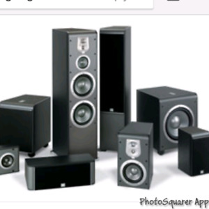 JBL ES Series Home Theatre - $675