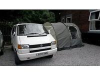 VW Transporter Caravelle Campervan