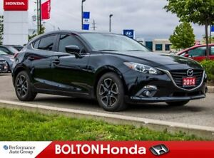 2014 Mazda MAZDA3 SPORT GS-SKY Accident-Free One Owner