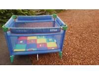 Mothercare potable cot