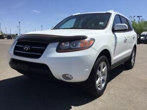 2009 Hyundai Santa Fe LIMITED AWD Accident Free,  Leather,  Heat