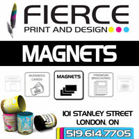 Magnets ATTRACT attention! Step up your Advertising!