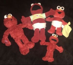 Elmo Collection *all in great condition