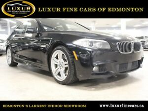 2012 BMW 5 Series M 550i xDrive