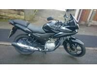 Honda CBF 125cc 61 Plate