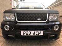 Range Rover sport. Tdv6. Swap overfinch styling