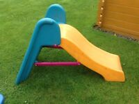 Little tikes slide small and large