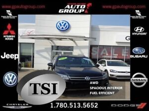 2016 Volkswagen Tiguan Spacious Interior | Upscale Material