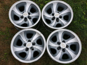 Chevy s10 rims