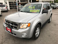2010 Ford Escape XLT 4X4 SUV...ONLY 28,000 LOW KMS....MINT COND. City of Toronto Toronto (GTA) Preview