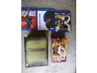 DVD / DVDs, selection of thrillers, perfect condition, includes series