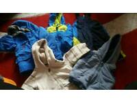 Boy clothes from 9 mths