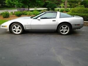 1996 Chevrolet Corvette Collectors Edition, trade for truck