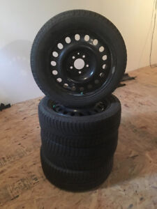 Winter Tires - 215/45/R17
