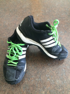 adidas Youth Football Cleats - Size 3