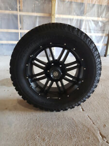 Dodge Ram Rims & Tires