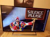 "Panasonic 42"" Full 1080p Smart LED TV, With Freeview HD Model (TX42AS500B)!!!"