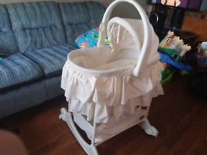 Bassinet today 70.00