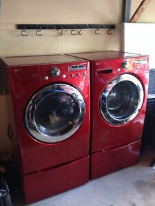 LG - washer and dryer
