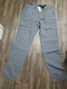 Men's Banana Republic Aiden Slim Pant - 38 x 36.
