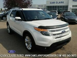 2013 Ford Explorer Limited  - memory seat