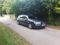 2008 (08) Audi A6 Avant 2.0 TDI S LINE DSG 119K FSH