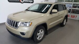 2011 Jeep Grand Cherokee LAREDO, 4X4, bluetooth, groupe remorqua