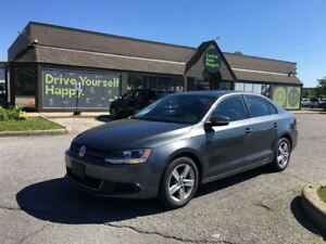 2013 Volkswagen Jetta Comfortline/CARPROOF CLEAN/HEATED SEATS/CL