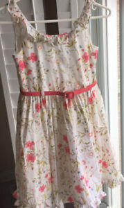 Sweet Summer Dress Size 7