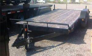Jensen Trailer model specific clearance Oshawa