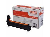 OKI Original Drum Units for C711/WT Machines 44318505/6/7/8 ALL COLOURS