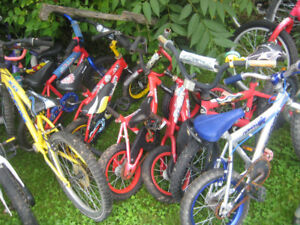 Have several bikes for sale.  Various bikes