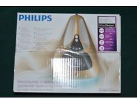 Philips Dust Mite Anti-Allergen Handheld Vacuum Cleaner with EPA Filter and UV Light