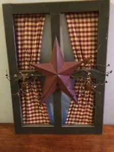 Country wall decor
